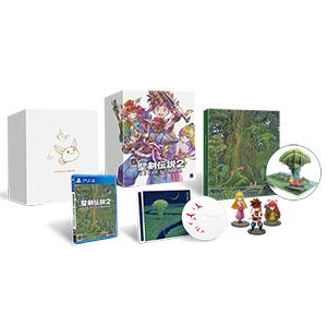 【e-STORE専売】(PS4)聖剣伝説2 シークレット オブ マナ コレクターズ エディション