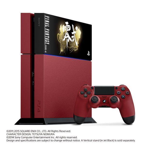 【限定版】PlayStation 4 FINAL FANTASY 零式 HD 朱雀エディション