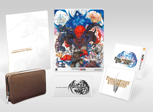 【e-STORE専売】FINAL FANTASY EXPLORERS -ULTIMATE BOX-