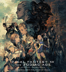 FINAL FANTASY XII THE ZODIAC AGE Original Soundtrack 初回限定盤【映像付サントラ/Blu-ray Disc Music】